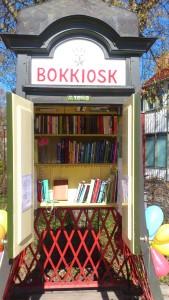Välkommen att låna eller skänka en bok!